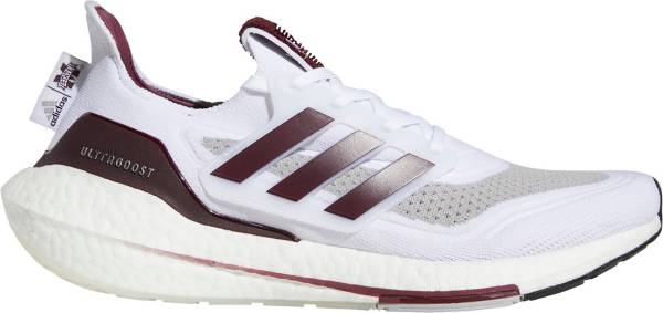 adidas Men's Ultraboost 21 Mississippi State Running Shoes product image