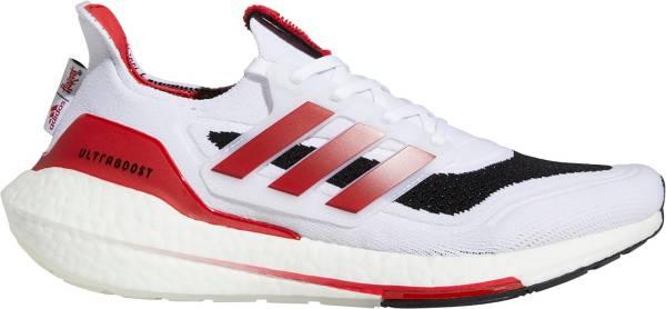 adidas Men's Ultraboost 21 Nebraska Running Shoes product image