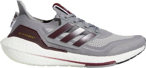 adidas Men's Ultraboost 21 Texas A&M Running Shoes product image