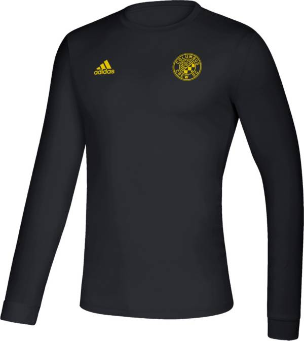adidas Men's Columbus Crew Megs Black T-Shirt product image