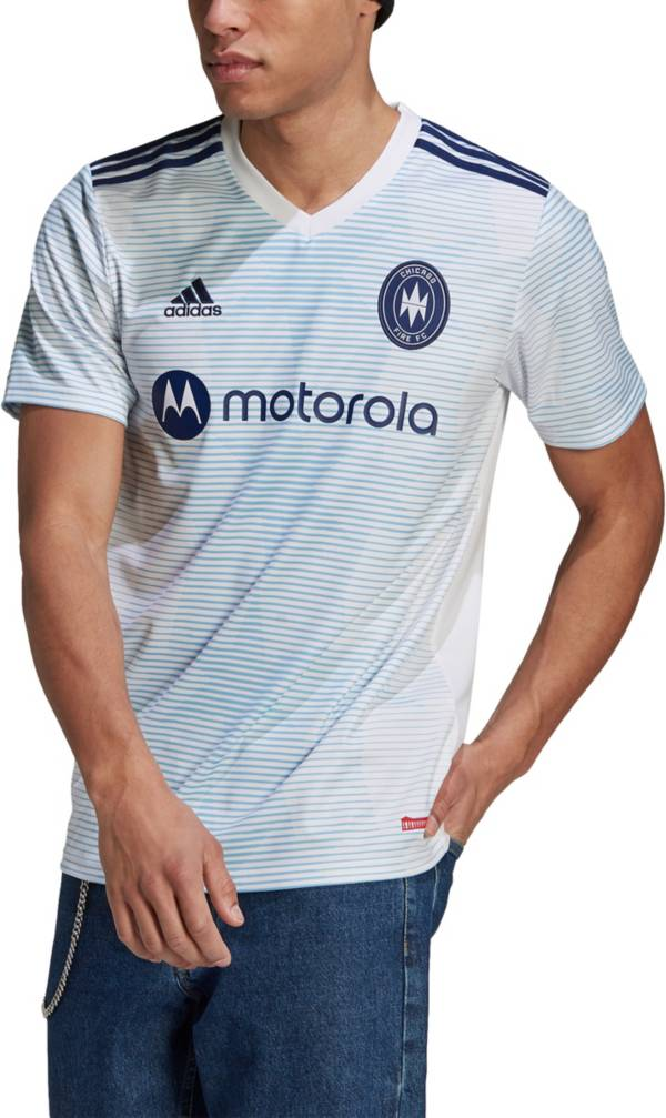 adidas Men's Chicago Fire '21-'22 Secondary Replica Jersey product image