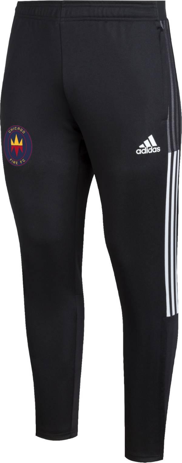 adidas Men's Chicago Fire Black Tiro Pants product image