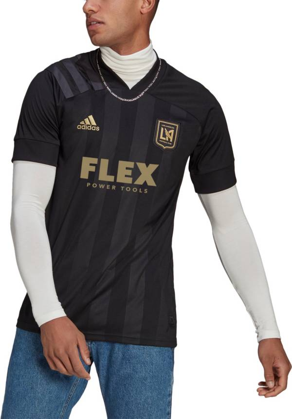 adidas Men's Los Angeles FC '20-'21 Primary Replica Jersey product image