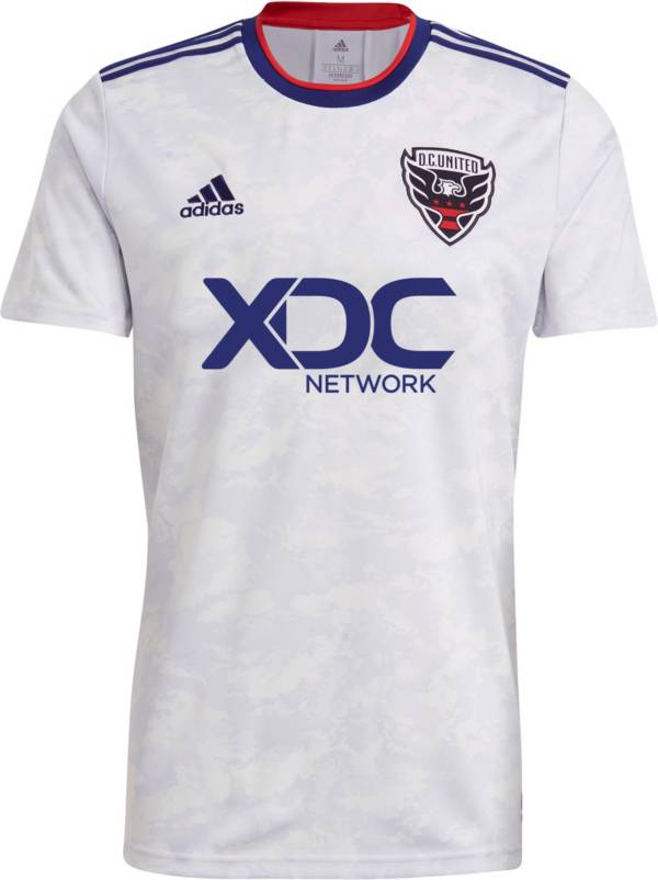 adidas Men's D.C. United '21-'22 Secondary Replica Jersey product image