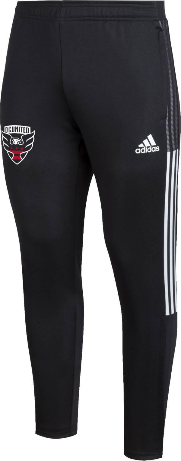 adidas Men's D.C. United Black Tiro Pants product image