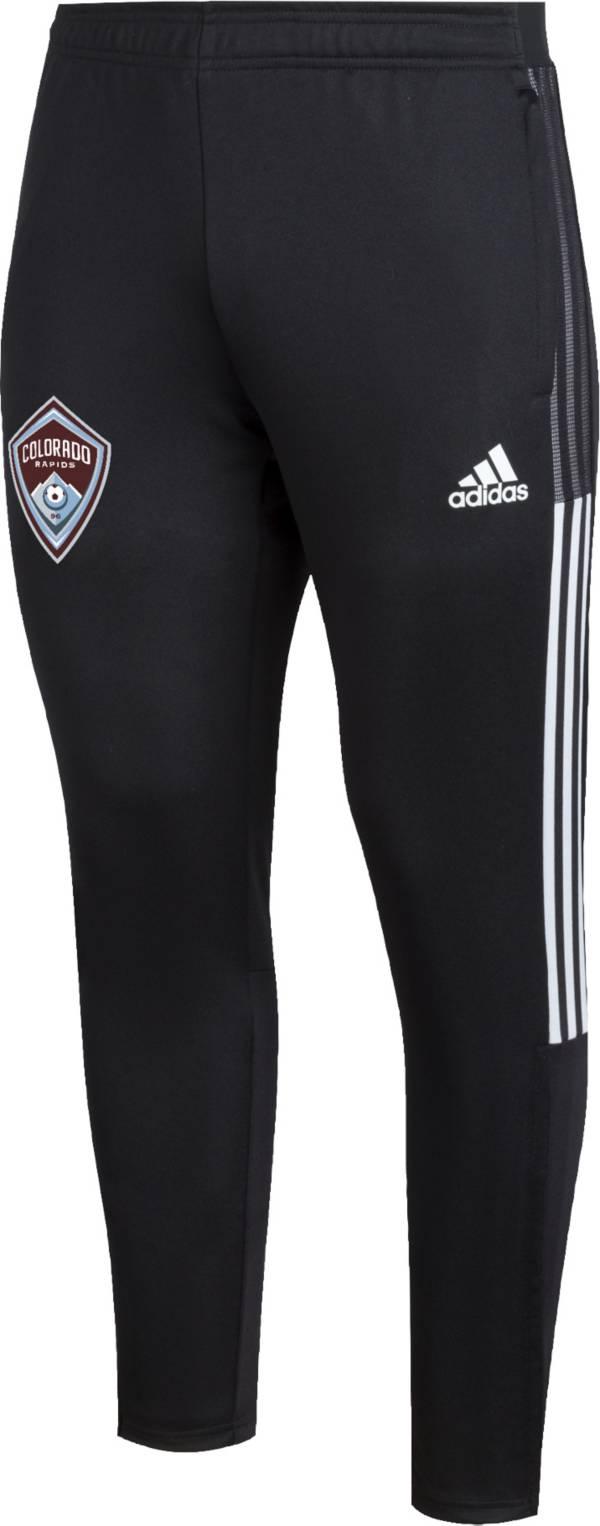 adidas Men's Colorado Rapids Black Tiro Pants product image
