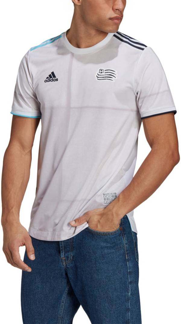 adidas Men's New England Revolution '21 Secondary Authentic Jersey product image