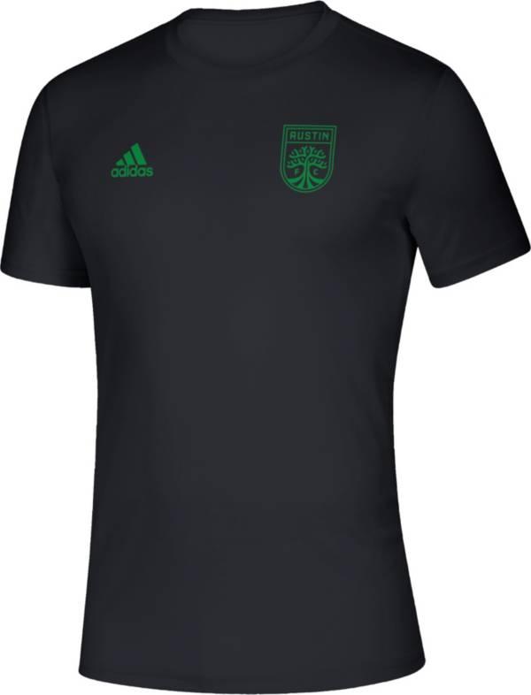 adidas Men's Austin FC Creator Black T-Shirt product image