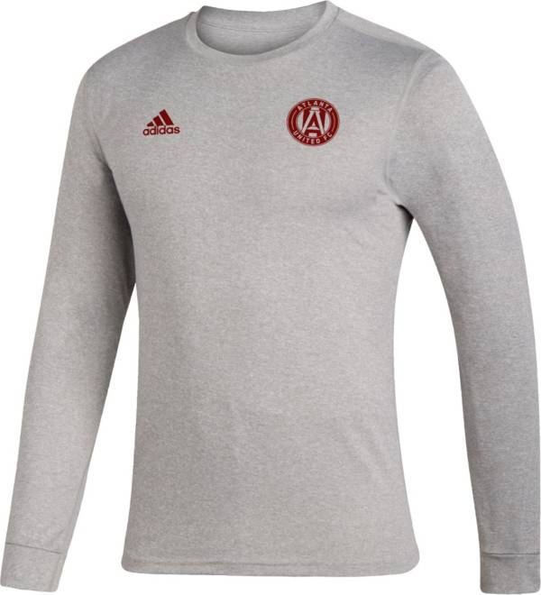 adidas Men's Atlanta United Megs Grey T-Shirt product image