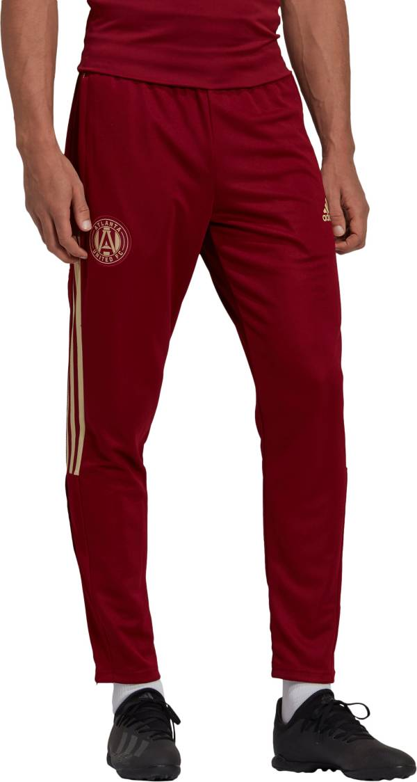 adidas Men's Atlanta United Red Tiro Pants product image