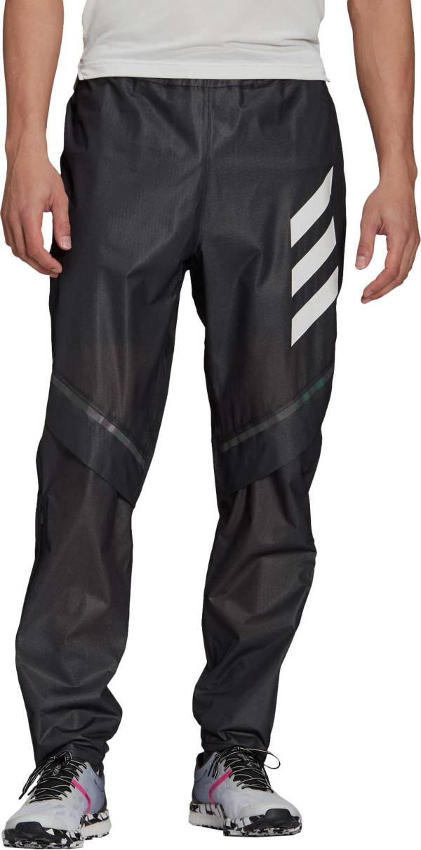adidas Men's Terrex Agravic Trail Running 2.5L Rain Pants product image