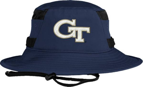 adidas Men's Georgia Tech Yellow Jackets Navy Victory Performance Hat product image