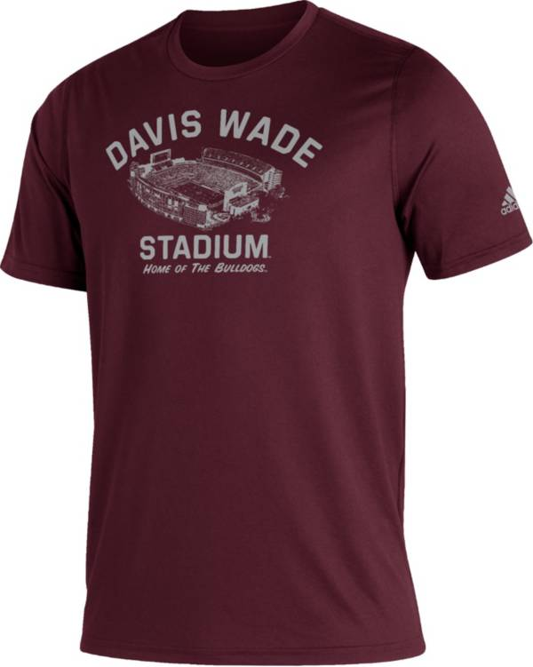 adidas Men's Mississippi State Bulldogs Maroon Great Place Creator  T-Shirt product image