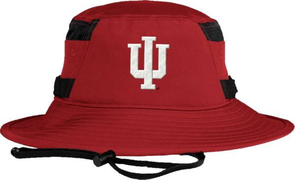 adidas Men's Indiana Hoosiers Crimson Victory Performance Hat product image