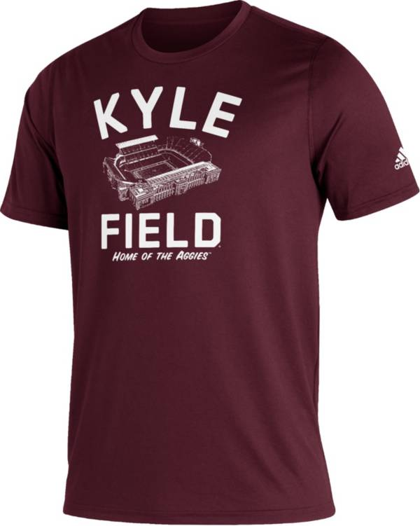 adidas Men's Texas A&M Aggies Maroon Great Place Creator  T-Shirt product image