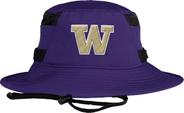 adidas Men's Washington Huskies Purple Victory Performance Hat product image