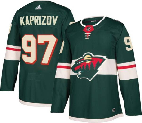 adidas Men's Minnesota Wild Kirill Kaprizov #97 ADIZERO Authentic Jersey product image