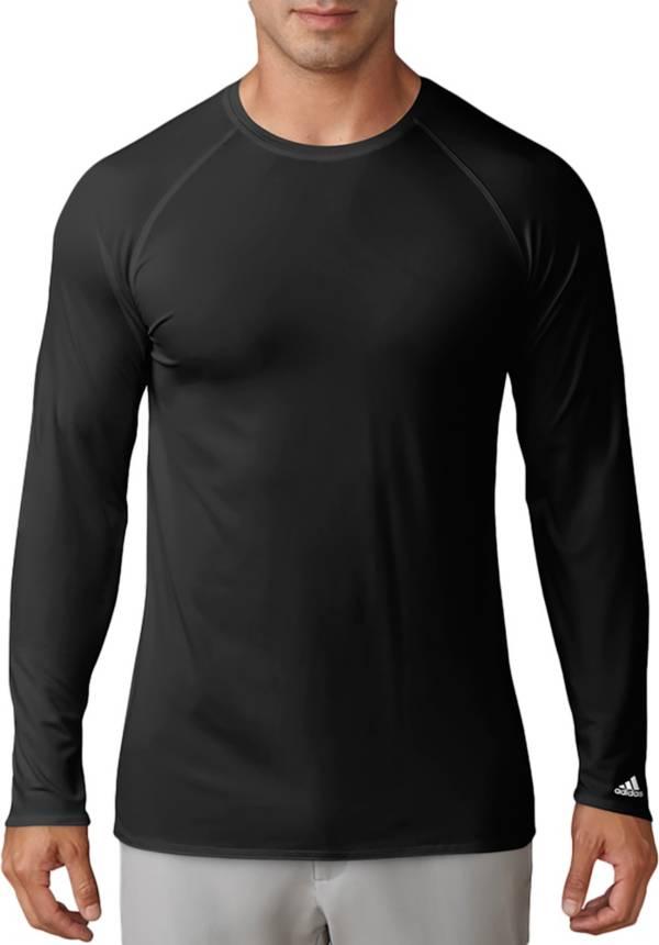 adidas Men's UPF Lightweight Golf Baselayer Long Sleeve Shirt product image