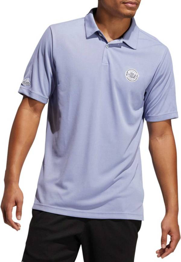adidas Men's Primeblue Pique Polo Shirt product image