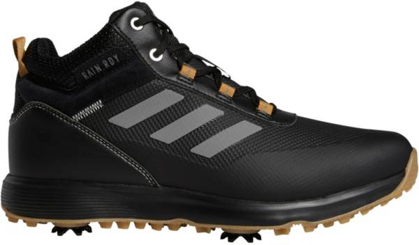 adidas Men's S2G Spike Mid Cut Golf Shoes product image