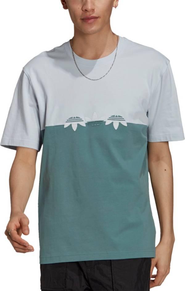 adidas Men's Adicolor Sliced Multi-Trefoil T-Shirt product image