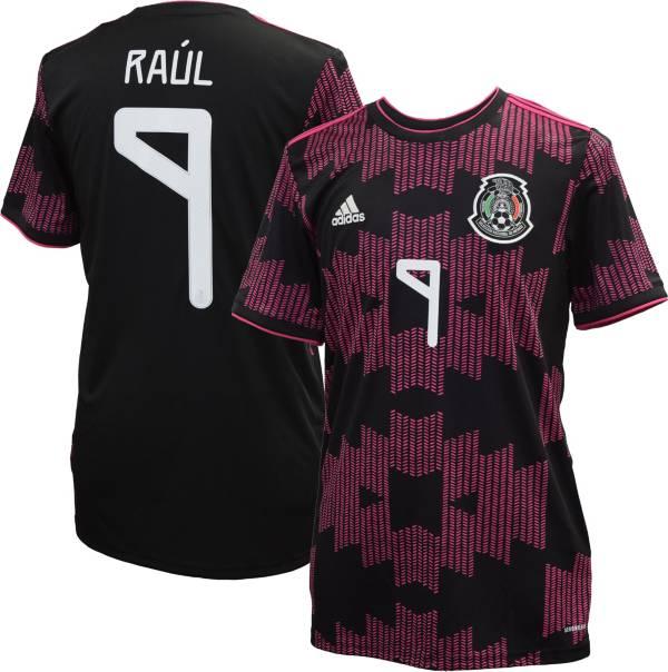 adidas Men's Mexico '21-'22 Raul Jimenez Home Replica Jersey product image