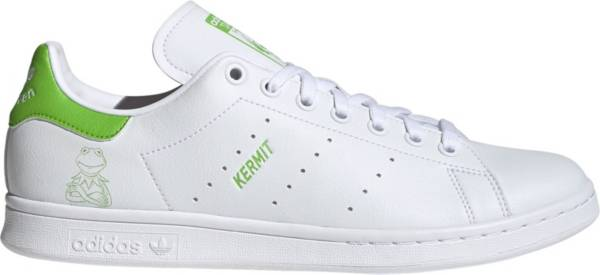 adidas Men's Stan Smith Kermit The Frog Shoes product image