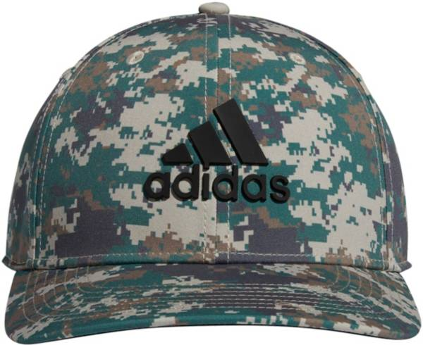 adidas Men's Tour Camo Print Hat product image