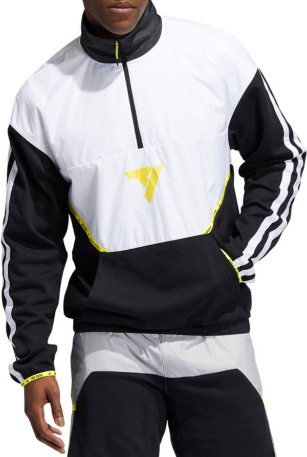 adidas Men's Trae Basketball Pullover product image