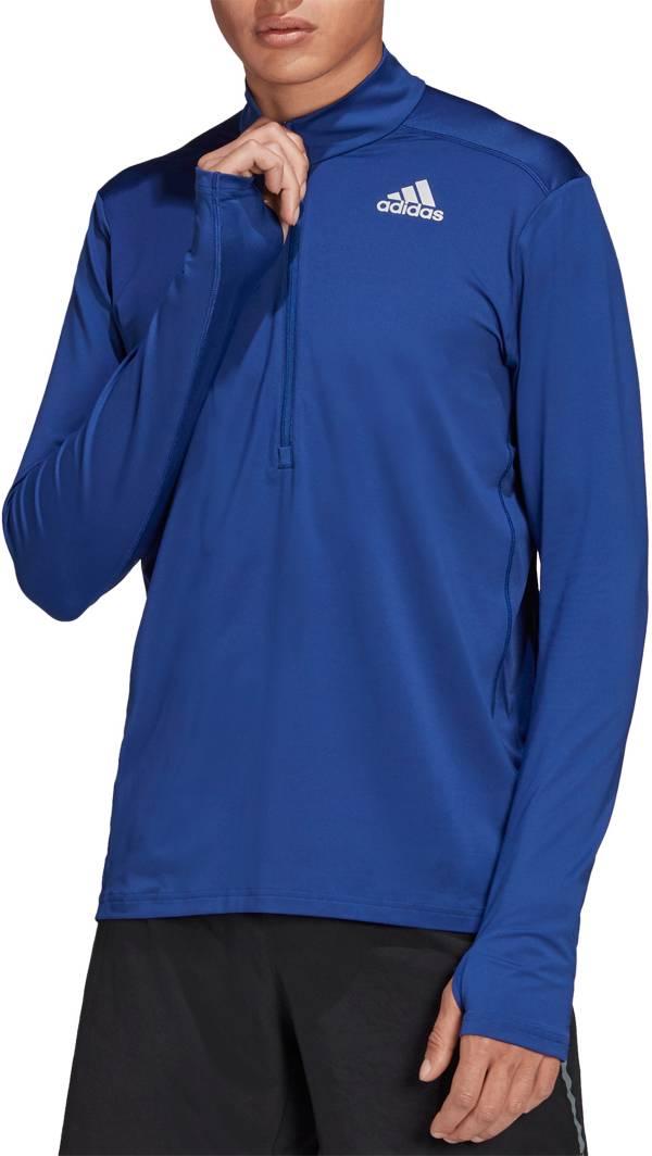 adidas Men's Own The Run 1/2 Zip Long Sleeve Shirt product image