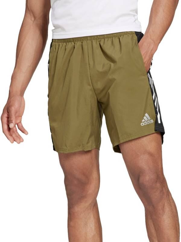 adidas Men's Own The Run 3-Stripes Running Shorts product image