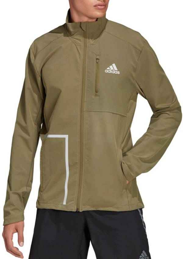 adidas Men's Own The Run Soft Shell Running Jacket product image