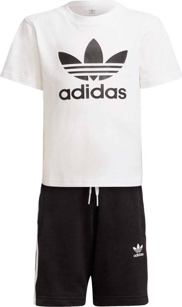 adidas Kids' Adicolor Shorts and Tee Set product image