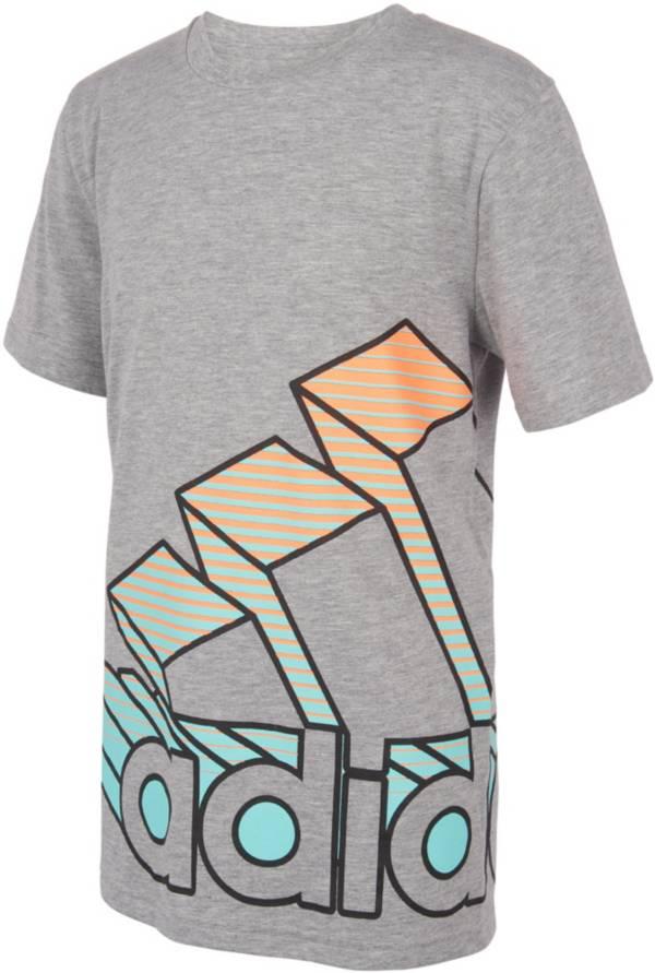 adidas Little Boys' Badge of Sport Wrap T-Shirt product image