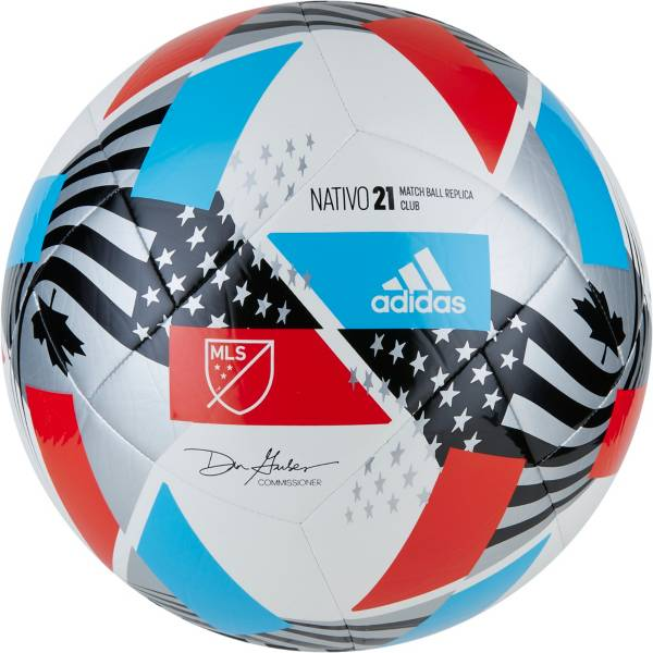 adidas MLS Nativo21 Club Soccer Ball product image