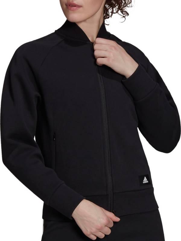 adidas Women's Sportswear 3 Bar Bomber Jacket product image