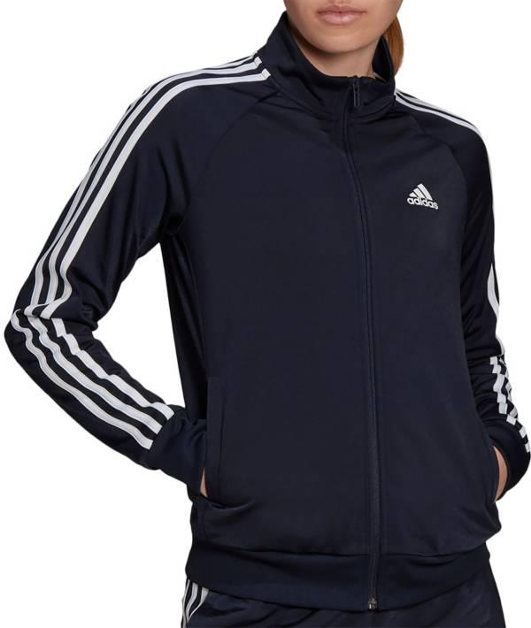 adidas Adult Warm-Up Tricot Slim 3-Stripes Track Jacket product image