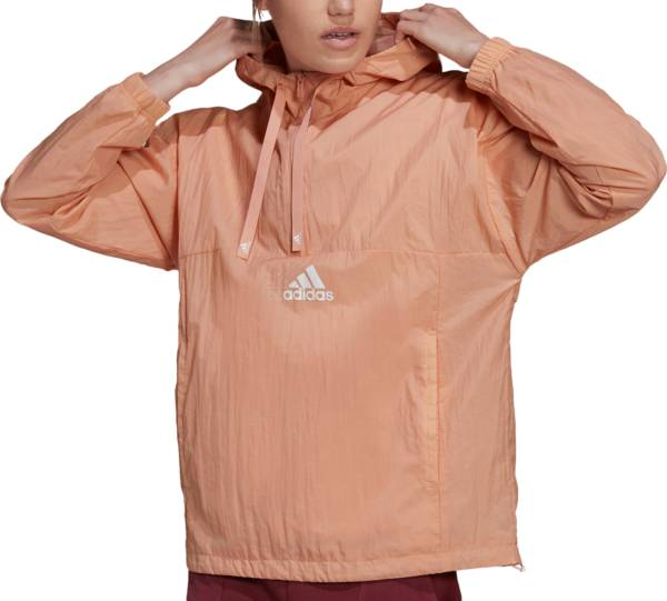 adidas Women's Brand Love Half Zip Jacket product image