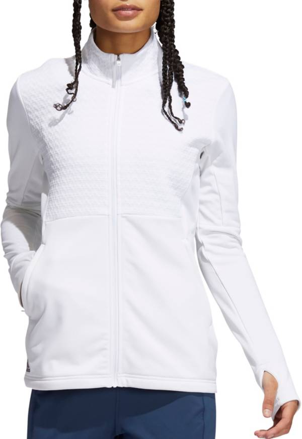 adidas Women's Primegreen COLD.RDY Full Zip Golf Jacket product image