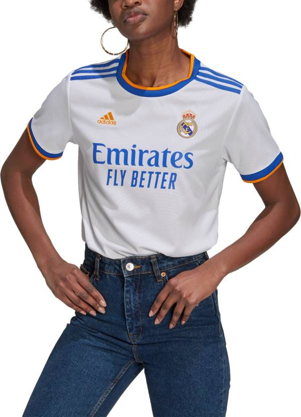 adidas Women's Real Madrid '21 Home Replica Jersey product image