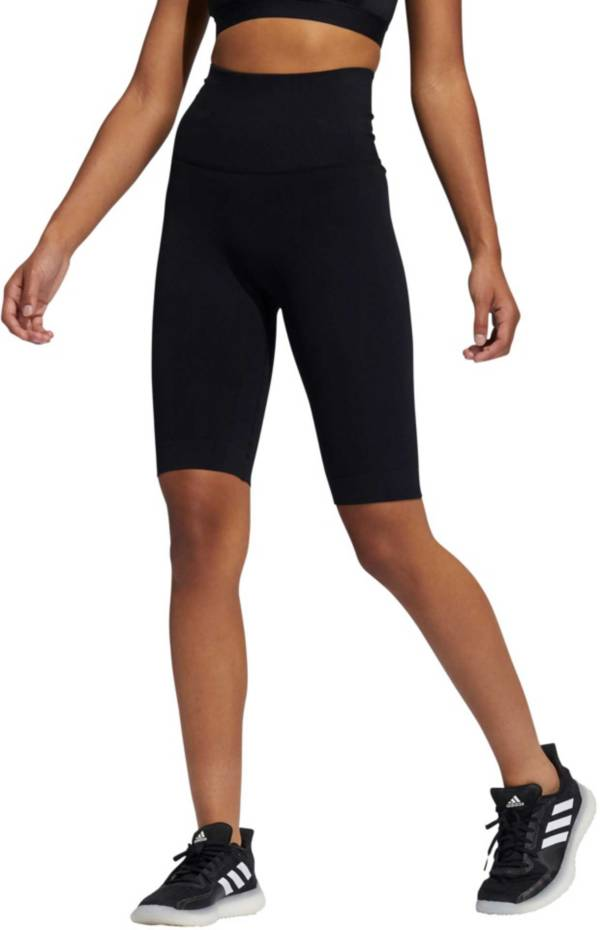 adidas Women's Formotion Sculpt Biker Short Tights product image