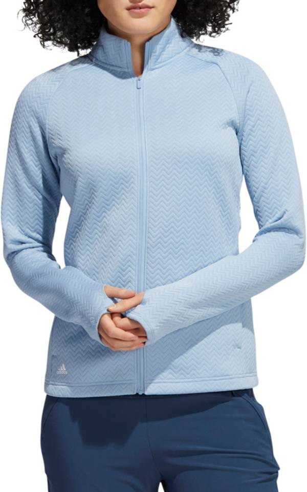 adidas Women's Textured Layer Golf Jacket product image