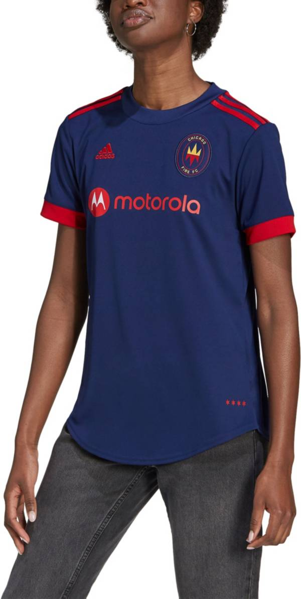 adidas Women's Chicago Fire '21-'22 Primary Replica Jersey product image