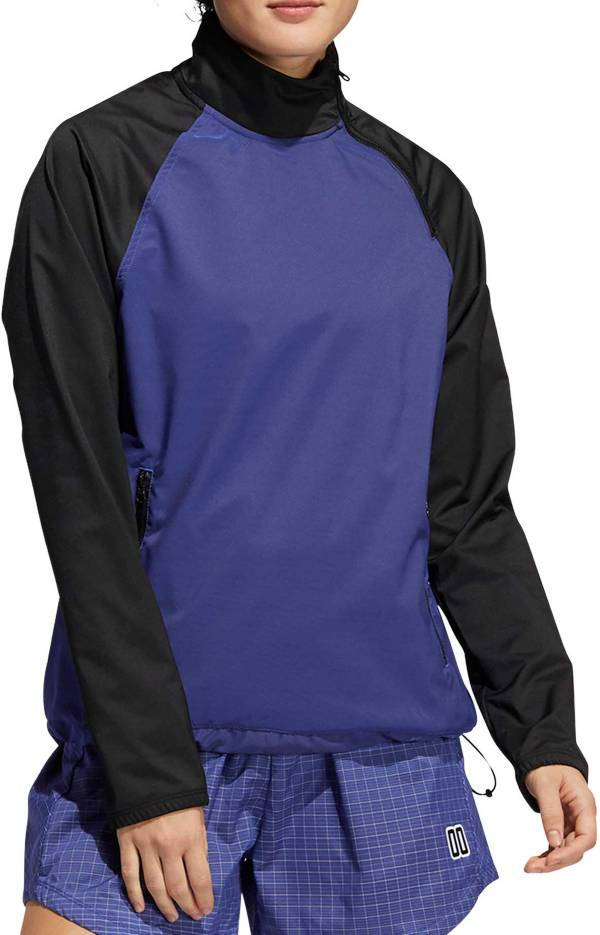 adidas Women's Perforated Quarter Zip Hoodie product image
