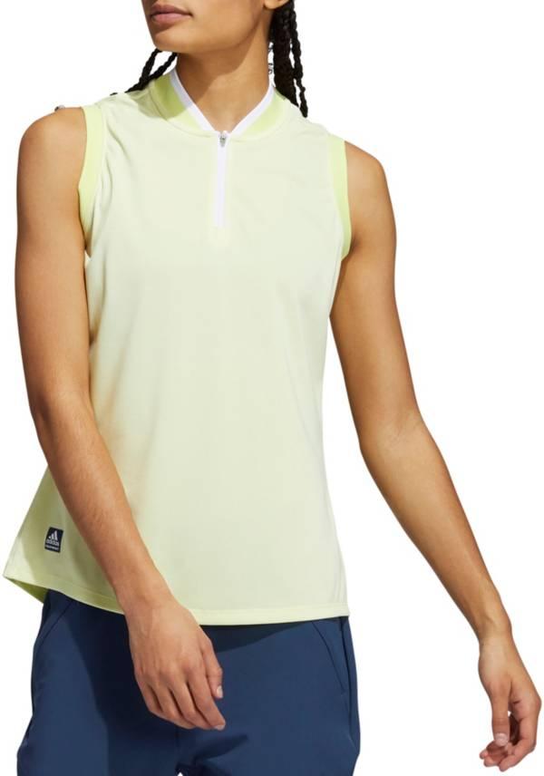 adidas Women's Equipment Sleeveless Golf Polo Shirt product image