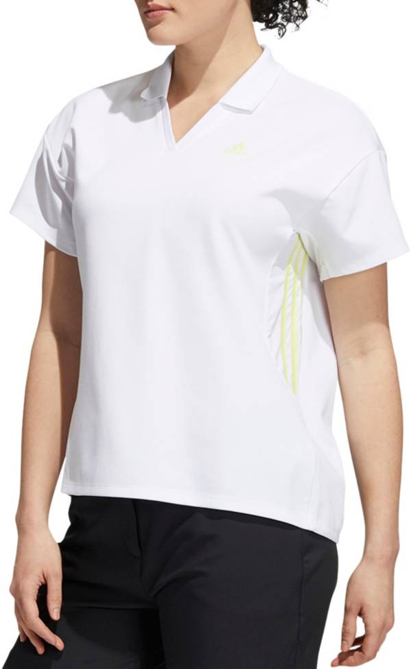 adidas Golf Women's 3-Stripe Polo Shirt product image