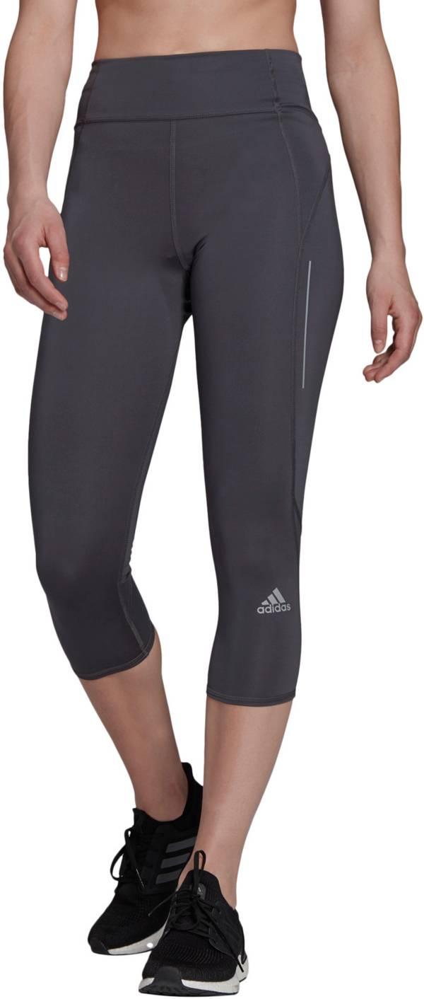 adidas Women's Own the Run 3/4 Running Leggings product image