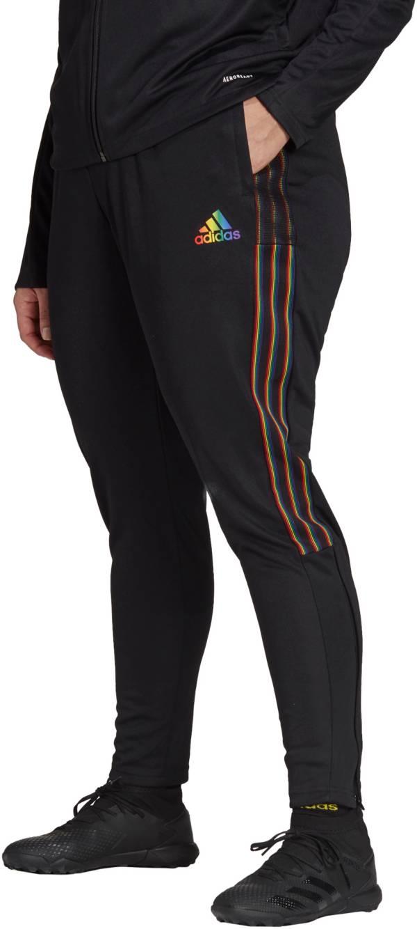 adidas Women's Tiro Plus Size Pride Track Pants product image