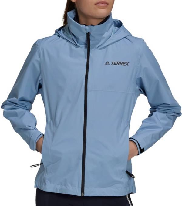 adidas Women's Terrex Multi Rain.RDY Rain Two-Layer Jacket product image