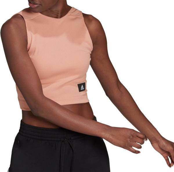 adidas Adult Women In Power Cropped Tank Top product image